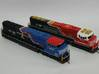 N Scale SD60E WITH PTC 3d printed Models by Jeff Vigneau