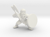 Dwarf Axeman 1 3d printed