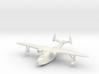 Martin PBM-5 (small radome, dorsal turret) 3d printed
