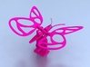 The Butterfly 3d printed Render in Pink… soon the real deal!