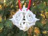 Thorn d8 Ornament 3d printed In White Strong & Flexible