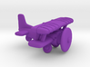 Fox Fighter Plane 3d printed
