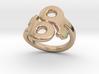 Saffo Ring 14 – Italian Size 14 3d printed