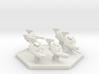 UWN Army Regular Trooper 3d printed