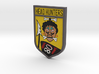 80 TFS 3D logo 3d printed