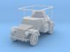 PV134C Sdkfz 223 Radio Car (1/87) 3d printed