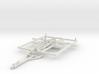 1/64 Weatherproofer Frame 7 Shank main frame 3d printed