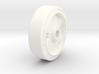 1/6 Road Stamped Wheel Stuart 3d printed