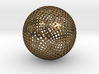 Designer Sphere 3d printed