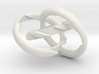 Three Phase Puzzle Ring 3d printed