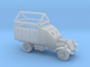 Lancia armoured truck with anti-missile frame (6mm 3d printed