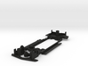 S14-ST4 Chassis for Scalextric BMW E30 SSD/STD 3d printed