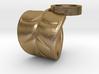 FLEURISSANT - Leaf ring #3 3d printed