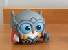 Owl of Thunder 3d printed