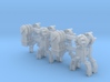 Dwarf B&O CPL- Siding (6) - HO 87:1 Scale 3d printed