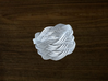 Turk's Head Knot Ring 6 Part X 7 Bight - Size 9.5 3d printed
