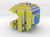 Pacman Cubed 3d printed