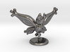 Shiny Mothim 3d printed