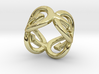 Coming Out Ring 21 – Italian Size 21 3d printed