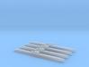 Saphir class (1/2400) x4 3d printed