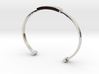 Minimalist Bangle (Sizable) (Personalisation Avail 3d printed