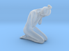 Classical Japanese girl 007 1/24 3d printed