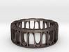 Ring, Design 2, 26mm diameter 3d printed