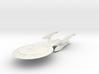 """Nevada Class Refit B  HvyBattleCruiser  5.4"""" 3d printed"""
