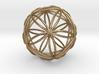 Icosasphere 3d printed