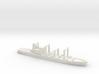 Towada-class replenishment ship, 1/1800 3d printed
