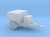 1/110 Scale M-483 Air Service Trailer 3d printed
