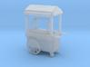 Food cart 01. 1:96 Scale 3d printed