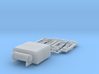 N-scale Whitcomb 65 Ton Accessories 3d printed