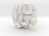 Sari Titanmaster Face (Titans Return) 3d printed
