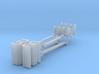 1/24 1/25 4 link suspension 3d printed