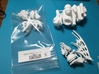 Light Fairy: BJD Parts Sprue 3d printed top left parts in bag are included in this print