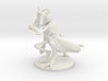 Chiraktis (Solar Echoes) Low-Detail 3d printed