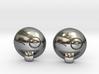 Winking Emoji 3d printed