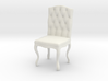 Tufted Dining Chair 3d printed