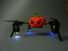 Halloween case for Micro Drone 3.0 3d printed Upper part ofHalloween case for Micro Drone 3.0- 3D printed in orange nylon