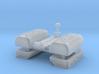 1/18 Flathead Ardun Head Kit 3d printed