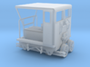 Maintenance-Of-Way Motor Car 1-87 HO Scale (Moveab 3d printed