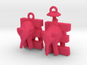 E Is For Elephants 3d printed