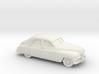 1/87 1948-50  Packard Super Eight Series Sedan 3d printed