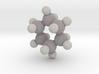 Cyclohexane (chair) 3d printed