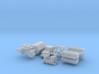 1/43 Flathead W Ardun Head 4 Deuce Intake 3d printed