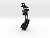 BillTom  Ogham Pendant/Keyring 3d printed