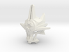 Mask Of Ultimate Power Villiger Scale 3d printed