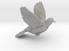 (Mythical) Turtle Dove Sculpture and Ornament 3d printed