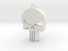 Keychain 2 X 1.6 X .35.3mf 3d printed